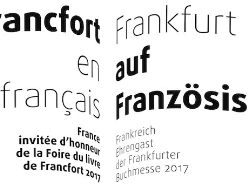 Foire du livre de Francfort